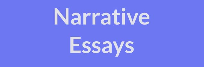 narrative essays examples topics titles outlines a narrative essay is an essay written about a personal experience usually from the first person perspective because narrative essays are written about
